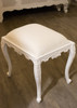IN STOCK NOW:  French Carved Stool