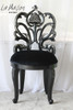 IN STOCK NOW: Carving Round Chair