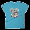 E'magine short sleeve t-shirt - Caribbean Blue