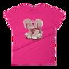 E'magine short sleeve t-shirt - Hot Pink