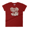 E'magine short sleeve t-shirt - Independence Red