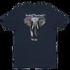 BuyArt/NotIvory-Short sleeve men's t-shirt - Midnight Navy