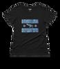 BLOCK-OUT Poaching-Ladies' Scoopneck T-Shirt - Black