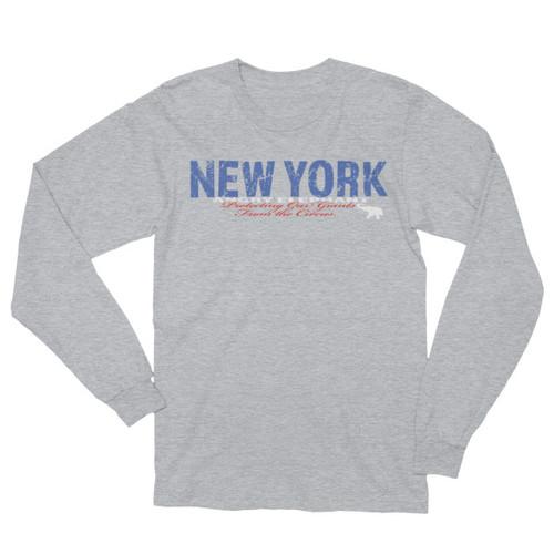 NEW YORK Unisex Long Sleeve T-Shirt