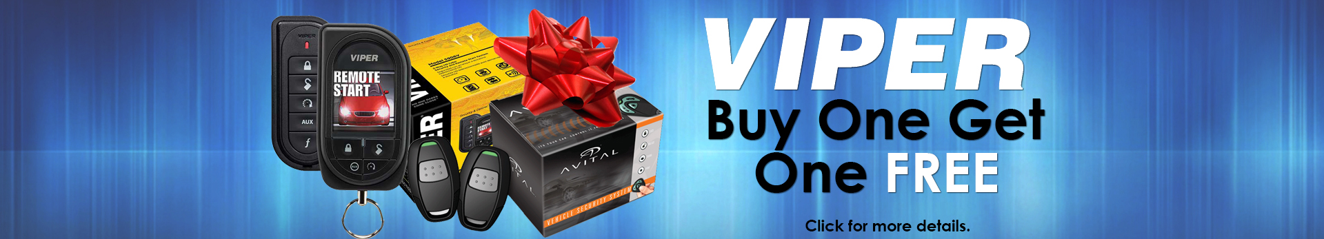 Viper Buy One Get One FREE!