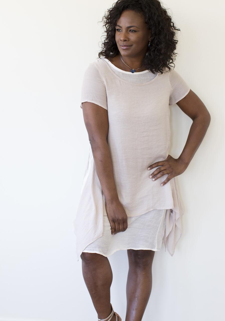 Sunday Morning Dress - Cream