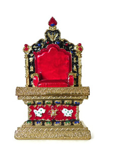RED THRONE FENG SHUI