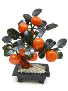 feng shui orange tree