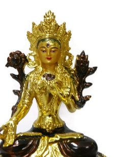 Feng Shui Green Tara Goddess for Authority