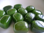 Jade stone for mail box