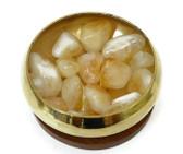 Feng Shui Citrine Bowl
