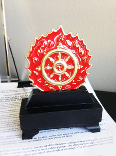flaming wheel against legal suits