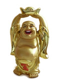 Happy Wealth Buddha