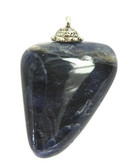 Releasing Worries at Night with Sodalite Pendant