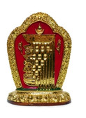 Kalachakra Symbol for Protection from Obstacles and Negativities.
