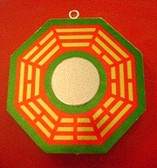 Red Bagua Protect your home and Office