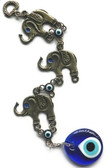 Three Lucky Elephants and Evil Eye