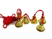 6 Feng Shui Bells in multiple of nine inches
