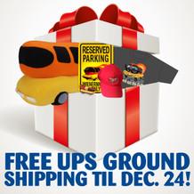 Free UPS Ground Shipping