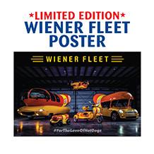 Wiener Fleet Poster
