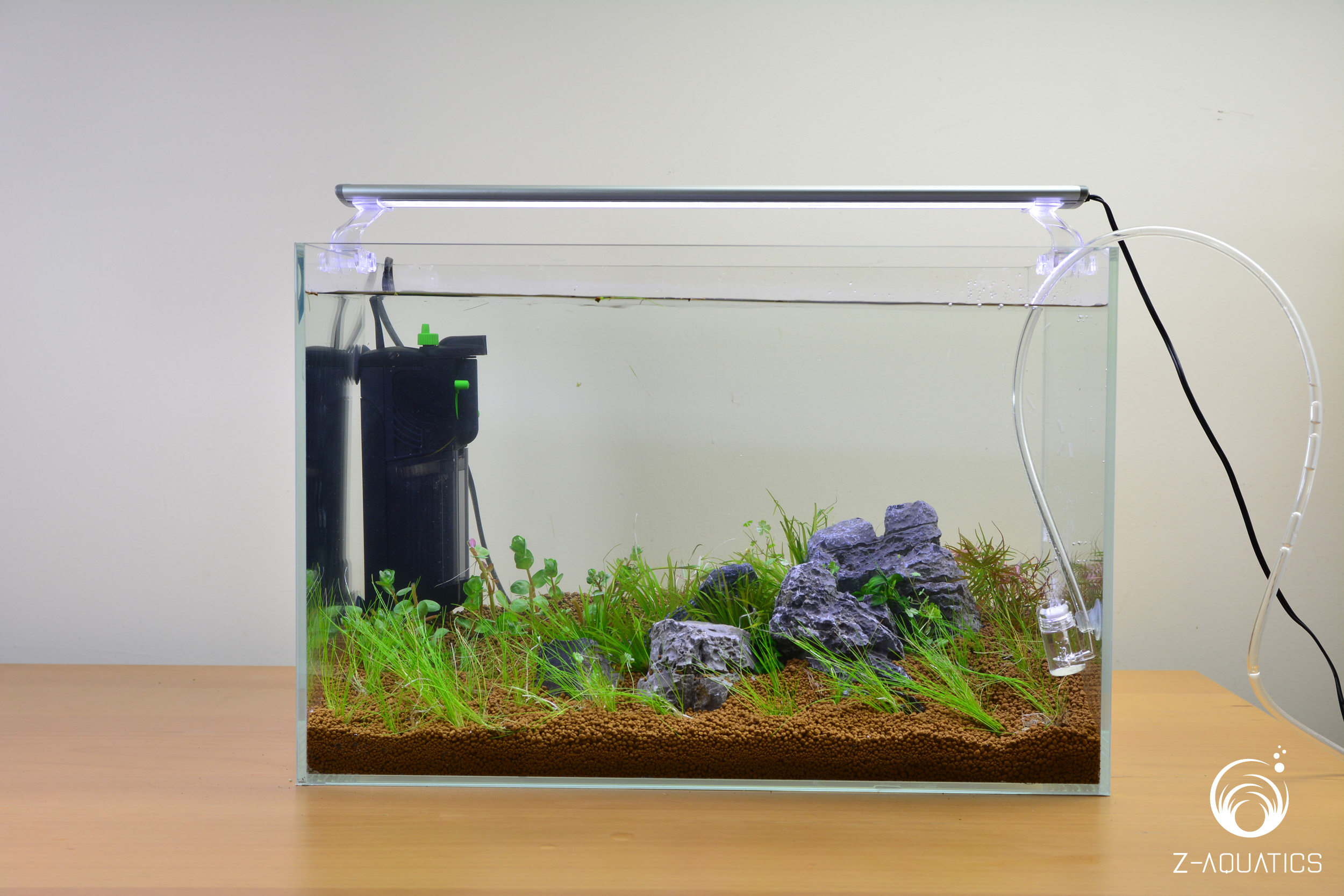 a guide to setting up an aquarium Setting up an aquarium is fun, but it does come with a few must haves depending on who's living in your new home aquarium find out how to properly set up a fish tank.