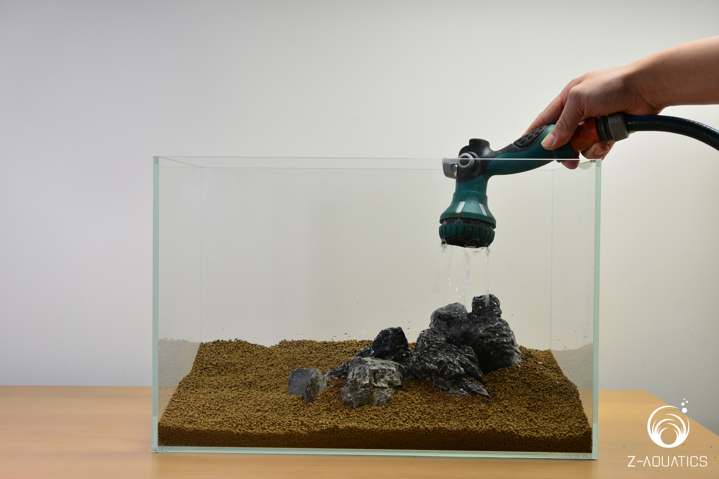 A guide for setting up a basic planted aquarium z aquatics for How to set up fish tank