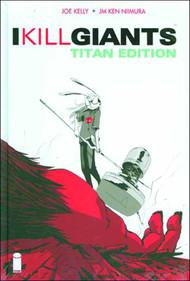 I Kill Giants Titan Edition HC Vol 01 -- DEC110528