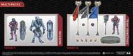 Halo Reach Series 6 Invasion Multi-Pack Action Figure Case -- DEC110584