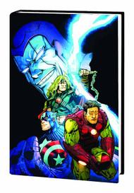 Avengers Crossing Omnibus HC Scherberger Cover -- DEC110696