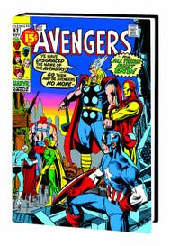 Avengers Kree Skrull War HC -- DEC110698