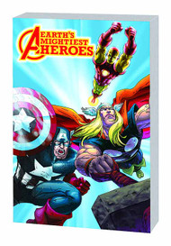 Avengers Earths Mightiest Heroes Ult Collection TPB -- DEC110702