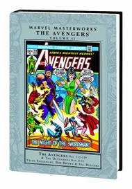 Marvel Masterworks Avengers HC Vol 12 -- DEC110708