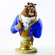 Disney Grand Jester Beast With Suit Mini-Bust -- FEB152338
