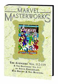 Marvel Masterworks Avengers HC Vol 12 Dm Variant Ed. 179 -- DEC110709
