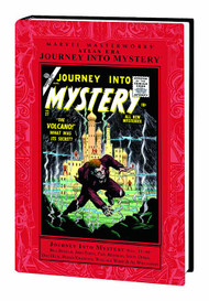 Marvel Masterworks Atlas Era Journey Into Mystery HC Vol 4 -- DEC110710