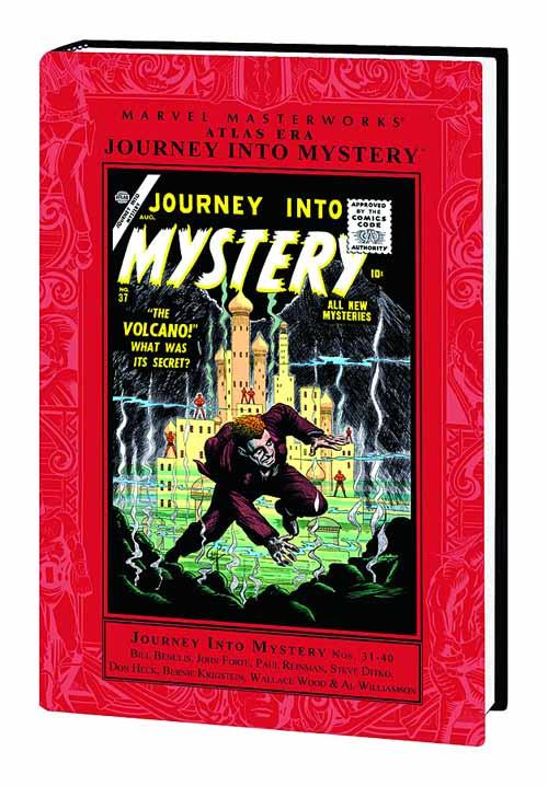 Marvel Masterworks Atlas Era Journey Into Mystery HC Vol 4 -- DEC110710