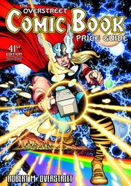 Overstreet Comic Bk Pg HC Vol 41 Thor -- DEC111097