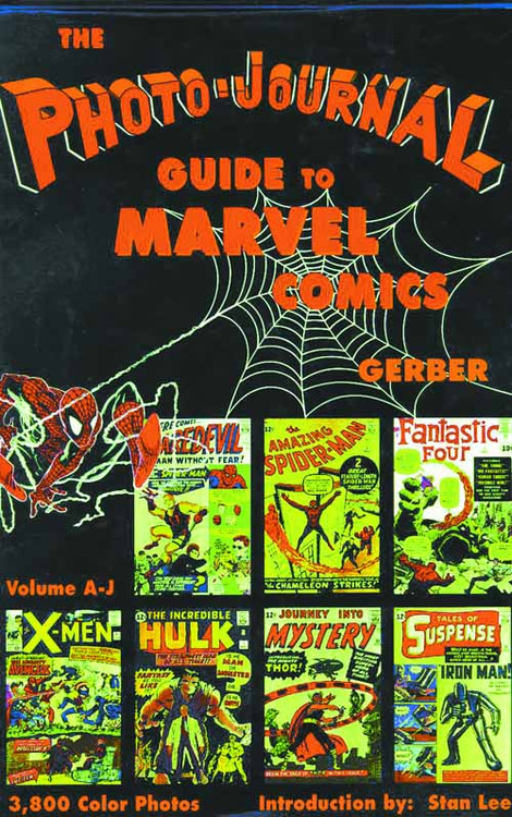 Photo Journal Guide To Marvel Comics Vol 3 & 4 Set -- DEC111100
