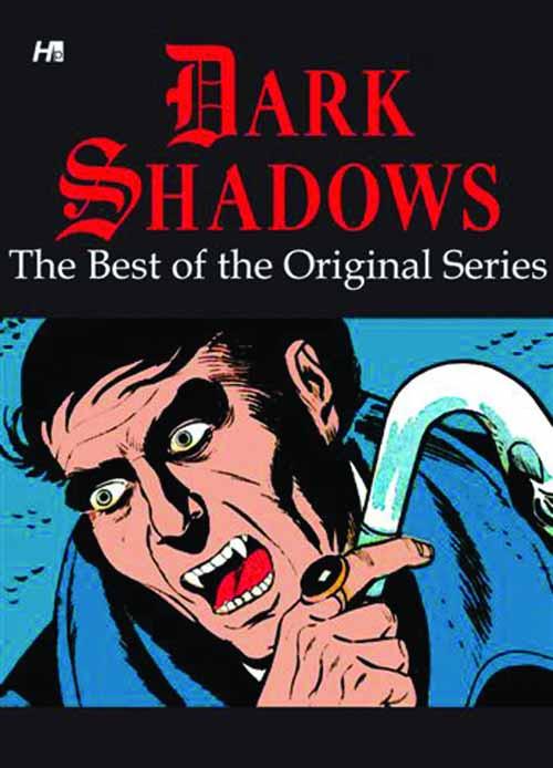 Dark Shadows Best Of Original Series TPB -- DEC111106