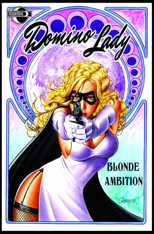 Domino Lady Blonde Ambition Limited Edition HC -- DEC111129