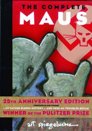 Maus Survivors Tale Complete HC -- DEC111175