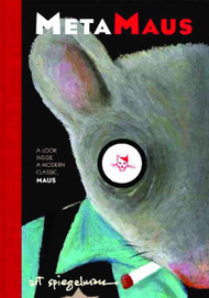 Metamaus Look Inside Modern Classic Maus HC -- DEC111176