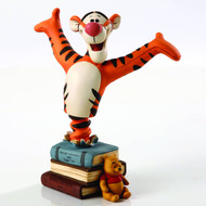 Disney Grand Jester Tigger Mini-Bust -- Winnie the Pooh -- FEB152340