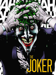 Joker Visual Hist Of Clown Price Of Crime SC -- DEC111302