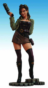 Femme Fatales Steam Punk Lexi PVC Statue -- DEC111600