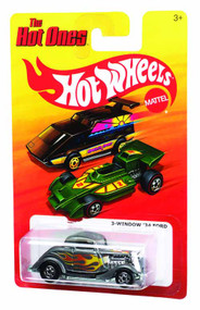 Hot Wheels The Hot Ones 1/64 Die-Cast Assortment -- DEC111632