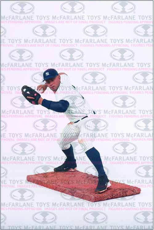 Tmp Mlb Series 29 Arod 6 Action Figure Case -- DEC111699