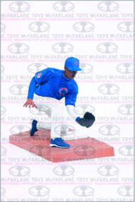 Tmp Mlb Series 29 Starlin Castro Action Figure Case -- DEC111701