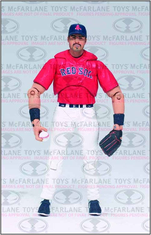 Mlb Playmakers Series 3 Adrian Gonzalez Action Figure Case -- DEC111707