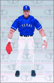 Mlb Playmakers Series 3 Josh Hamilton Action Figure Case -- DEC111713